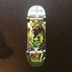 4 set tech deck mini skateboards